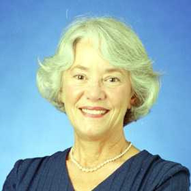 Cathy Fenwick awarded the 2020 Hyland Volunteer Award