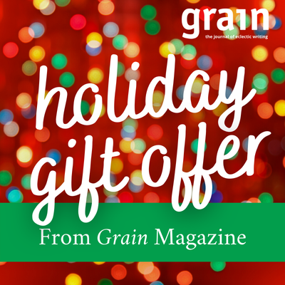 """Grain"" Holiday Gift Offer"