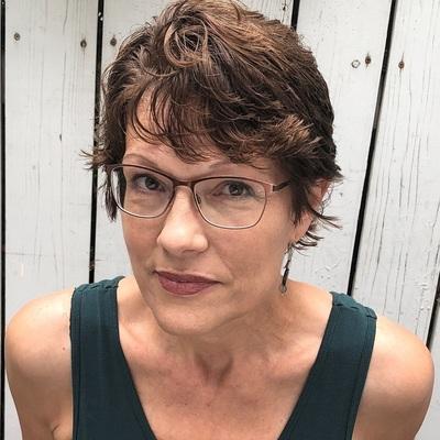 Introducing Fall Virtual Writer-in-Residence Leslie Vryenhoek