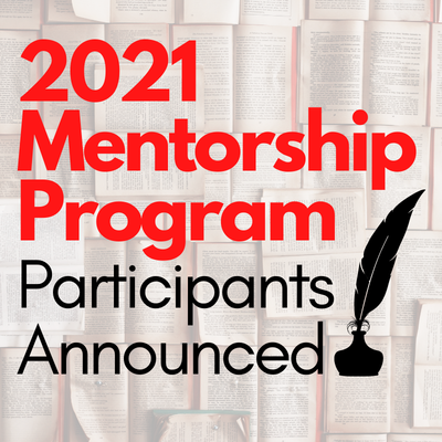 2021 Mentorship Program Announcement