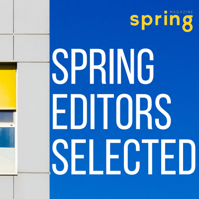 Spring Vol. 12 Editors Announced